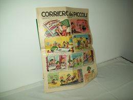 Corriere Dei Piccoli (1962) N 1 - Books, Magazines, Comics
