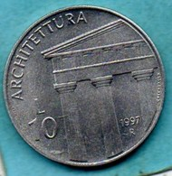 SAN MARINO / SAINT MARIN  10 Lire 1997 - San Marino