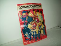 Corriere Dei Piccoli (1962) N 8 - Books, Magazines, Comics