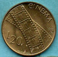 SAN MARINO / SAINT MARIN  20 Lire 1997 - San Marino
