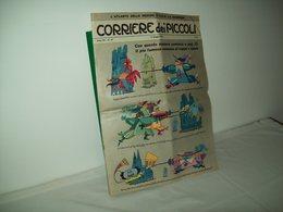 Corriere Dei Piccoli (1962) N 19 - Books, Magazines, Comics
