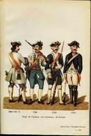 Militaria - E.O  LA BRIGADE DE SAVOIE - Par Le Baron DU BOURGET  (1660 - 1860) - RARE , Savoie Armée - Alpes - Pays-de-Savoie