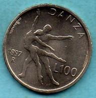 SAN MARINO / SAINT MARIN  100 Lire 1997 - San Marino