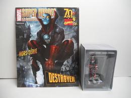 FIGURINE EAGLEMOSS MARVEL DESTROYER HORS SERIE AVEC BOITE ET FASCICULE - Marvel Heroes