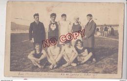 Au Plus Rapide Carte Photo Ecole Normale Nancy Championnats De Lorraine 3 Mai 1928 Athlétisme - Nancy