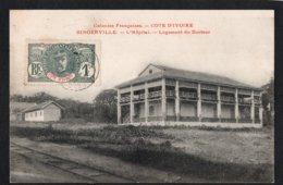 AFRIQUE - COTE D'IVOIRE - Colonies Françaises - BINGERVILLE - L'Hopital - Logement Du Docteur - Côte-d'Ivoire