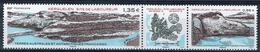 FSAT (TAAF), Laboureur Inlet, Kerguelen Island, 2019, MNH VF  Pair + Label - French Southern And Antarctic Territories (TAAF)