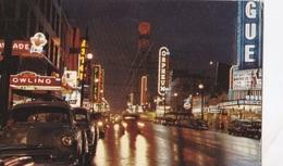 NIGHT SCWENE OF VANCOUVER VG AUTENTICA 100% - Vancouver