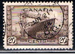 CA 227 // Y&T 216 // 1943-48 - Usados