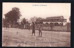 AFRIQUE - COTE D'IVOIRE - La Mission De Moousso - Côte-d'Ivoire