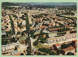 CPSM - SALON - Vue Aérienne - La Gare, Cité Batignole Et Bd De La République - - Salon De Provence