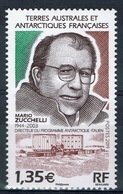 FSAT (TAAF), Mario Zuccheli, Italian Scientist, 2019, MNH VF - French Southern And Antarctic Territories (TAAF)