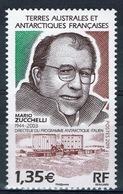 FSAT (TAAF), Mario Zuccheli, Italian Scientist, 2019, MNH VF - Unused Stamps