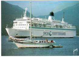 Ferrie Ile De Beauté (SNCM) - Ferries