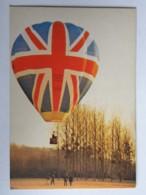 """CP MONTGOLFIERE """"Jumping Jack"""" Dans Le Ciel De Touraine (Thunder Baloon) - Montgolfières"""
