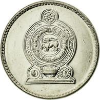 Monnaie, Sri Lanka, 50 Cents, 2004, TTB, Nickel Plated Steel, KM:135.2a - Sri Lanka