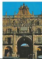 Espagne Salamanca Pabellon Alfonso  Plazza Mayor - Salamanca