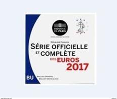 France 2017 : Coffret BU Des 8 Pièces Encore Scellé - Francia