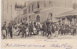 SMYRNE- Corps De Pompiers Turcs - Turquie