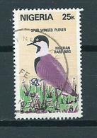 1984 Nigeria Birds,oiseaux,vögel 25k. Used/gebruikt/oblitere - Nigeria (1961-...)