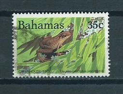 1984 Bahamas Frog,frosch,kikker Used/gebruikt/oblitere - Bahama's (1973-...)