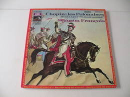 Chopin: Les Polonaises - (Titres Sur Photos) - Vinyle 33 T LP - Klassik
