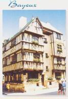 Bayeux   H244        Maison Ancienne à Colombage Et Encorbellement - Bayeux