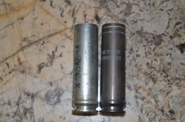 Set Of 30 Mm USA Avia Cases - Armes Neutralisées