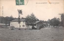 87 - Nantiat - Moulin De La Crèche - Plan N°2 - Nantiat