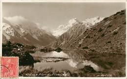 Pays Div -ref P934- Nouvelle Zelande - New Zealand -carte Bon Etat- - Nouvelle-Zélande
