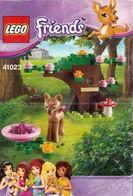 Plan  Lego Friends 41023 - Plans