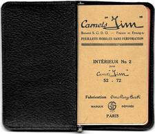 """Carnets """"JIM""""  Fabrication OMORING BOOK -  Avec FEUILLETS MOBILES SANS PERFORATION Marque G.S. PARIS- Années 60 - Autres Collections"""