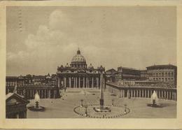 CPSM Vatican, Piazza S Pietro - Vatican
