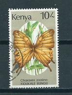 1988 Kenia Vlinders,butterflies,schmetterlinge Used/gebruikt/oblitere - Kenia (1963-...)