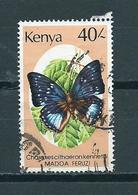1988 Kenia Vlinders,butterflies,schmetterlinge 40'- Used/gebruikt/oblitere - Kenia (1963-...)