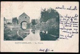 SAINT GHISLAIN   LA VANNE - Saint-Ghislain