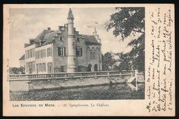 ST. SYMPHORIEN  LE CHATEAU - Mons