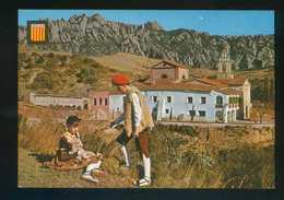 *Catalunya Típica. L'Hereu I La Pubilla* Ed. Fisa Nº 383. Dep. Legal B. 23027-1962. Escrita. - Vestuarios