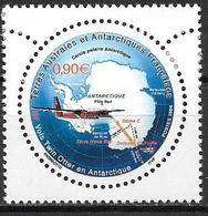 TAAF 2004 N°389 Neuf Vol Sur Antarctique - Terres Australes Et Antarctiques Françaises (TAAF)