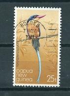 1981 Papua New Guinea Birds,oiseaux,vögel Used/gebruikt/oblitere - Papua-Neuguinea
