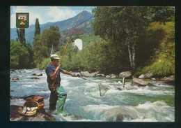*Pirineu Català. Lleida. Pescant La Truita* Ed. Soberanas Nº 1754. Dep. Legal B. 27352-VII. Nueva. - Pesca