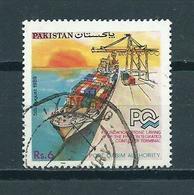 1989 Pakistan Port Qasim Used/gebruikt/oblitere - Pakistan