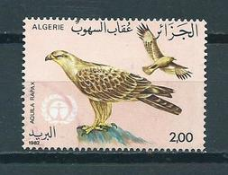 1982 Algeria Eagle,birds Of Prey Used/gebruikt/oblitere - Algerije (1962-...)