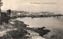 D29  DOUARNENEZ  Vue Générale Du Grand Port  ..... - Douarnenez