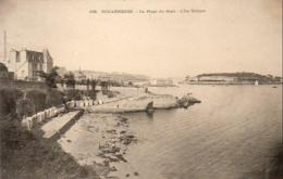 D29  DOUARNENEZ  La Plage Du Guest- L' Ile Tristan  ..... - Douarnenez