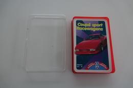 Speelkaarten - Kwartet, Racewagens, Nr 227, Schmid - Hemma , *** - - Barajas De Naipe
