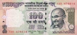 India 100 Rupees, P-105n (2014) - UNC - Indien