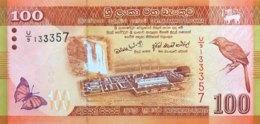 Sri Lanka 100 Rupees, P-125a (1.1.2010) - UNC - Sri Lanka