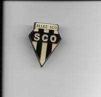 PIN'S SCO ANGERS - Football