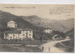 CARD  CASE DI NAVA (COL DI NAVA) VILLE  VERSI DI B.PRINA PIEGHINA ININFLUENTE COME DA SCAN (IMPERIA)-FP-V-2- 0882-28602 - Imperia
